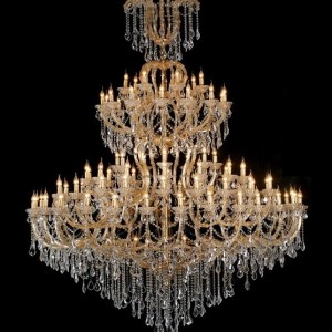 Jolie Crystal Chandelier