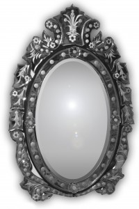 Ornate Oval