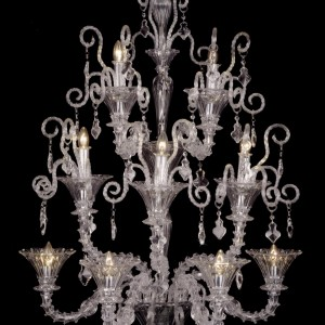 27 Light Venetian Sconce
